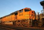 BNSF 8845